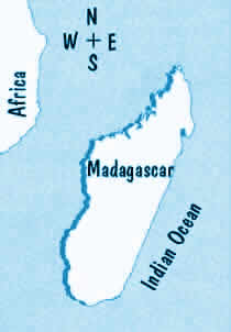 Trip to Madagascar, Ravo.Madagascar webmaster of Christian thought